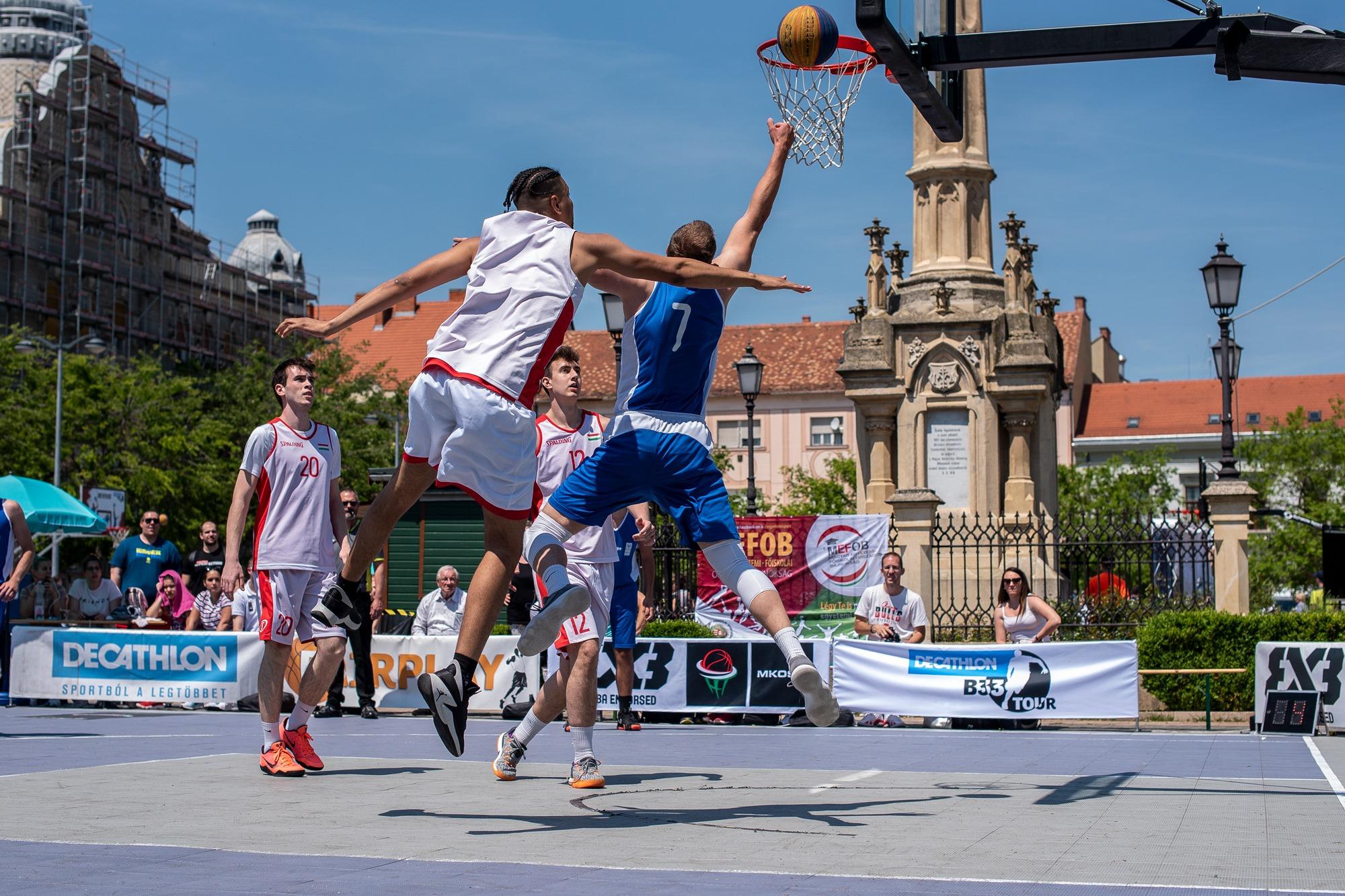 B33 Egyetemi és Főiskolás bajnokság döntő - 2019.05.25. (Szombathely)