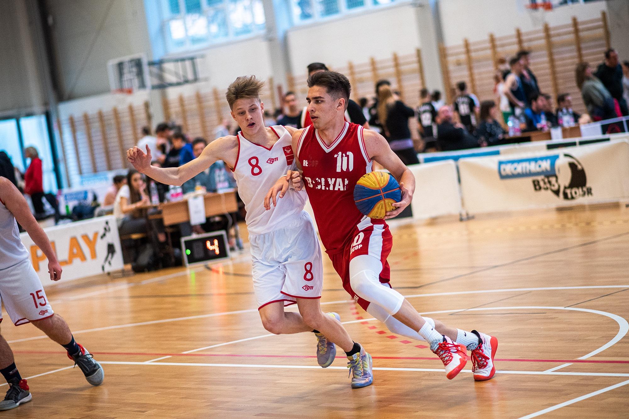 B33 Diákolimpia I. régió döntő